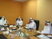 بافقيه يجتمع بأعضاء مجلس إدارة نادي مكة الثقافي الأدبي