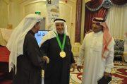 فاز بها أ.د. محمد بن مريسي الحارثي احتفال مميز لجائزة نادي مكة الثقافي الأدبي مساء الاثنين 12/5/1439