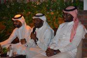 بمشاركة إعلاميين وإعلاميات (نغم الحرف) ، لقاء أدبي مكة في مقهى روزيانا