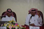 في نادي مكة الأدبي ..د.المحسني يدافع عن الأدب الرقمي 23/3/1441